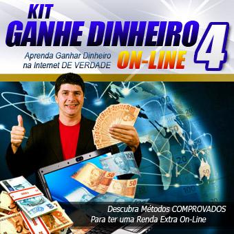 Kit Ganhe Dinheiro Online 4.0 – Vale a Pena Adquirir?