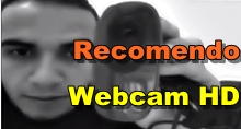 Fantástica e Econômica Webcam HD Para Vídeo Marketing