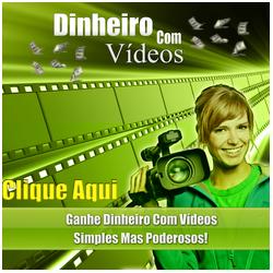 Curso Dinheiro com vídeos : Dinheiro com videos.