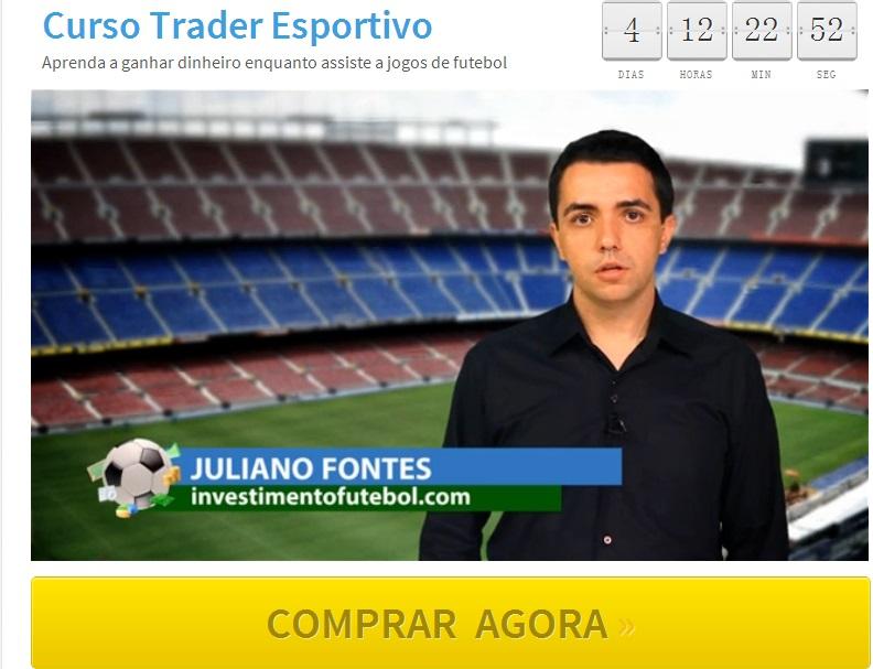 Trader Esportivo: Inscrições Abertas